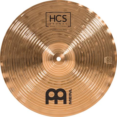 "MEINL 14"" Soundwave Hihat - Linha HCS Bronze"