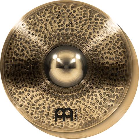 """MEINL 15"""" Custom Medium Thin Hihat - Linha Pure Alloy Custom"""