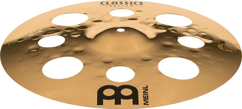 "MEINL 16"" Trash Crash -  Linha Classic Custom"