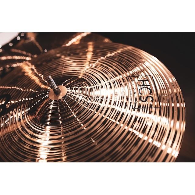 "MEINL 18"" Crash-Ride - Linha HCS Bronze"