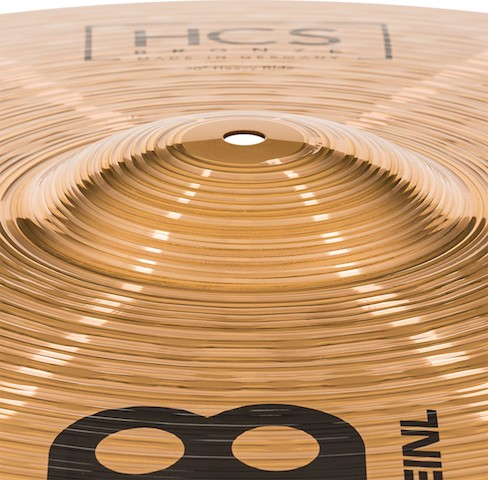 "MEINL 20"" Heavy Ride - Linha HCS Bronze"