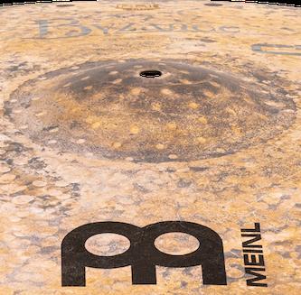 "MEINL 21"" Squared Ride - Linha Byzance (Chris Coleman Signature)"