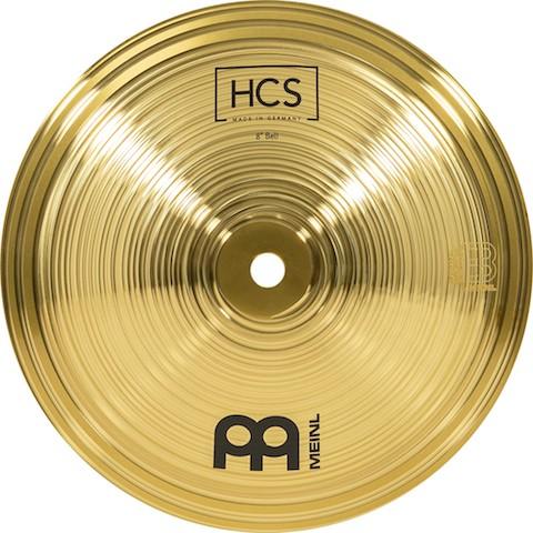 """MEINL 8"""" Bell - Linha HCS"""