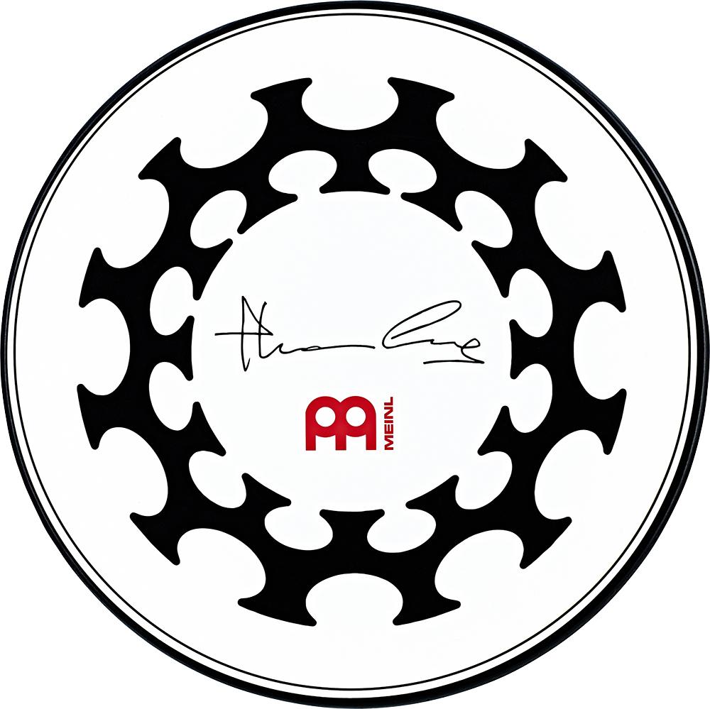 Pad de Estudo MEINL de 12 polegadas - Signature Thomas Lang