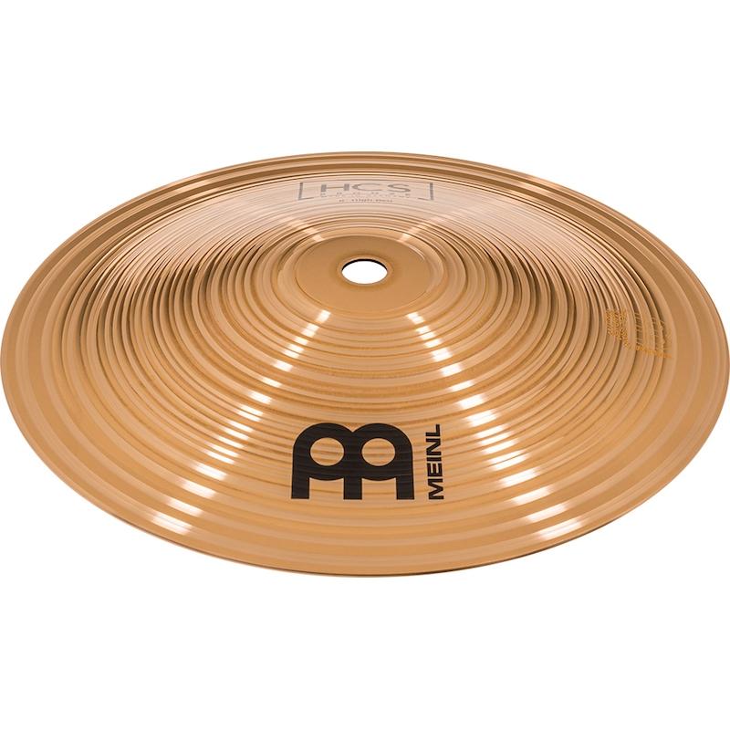 """Prato de bateria Bell 8"""" Meinl - HCS Bronze Bell HIGH"""