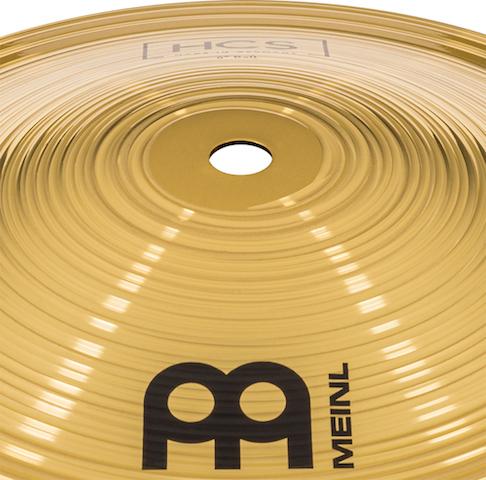 """Prato de bateria Bell 8"""" MEINL - Linha HCS"""
