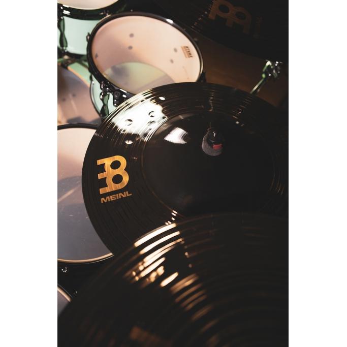 "Prato de bateria Big Bell Ride 18"" Meinl - Classics Custom Dark Heavy"