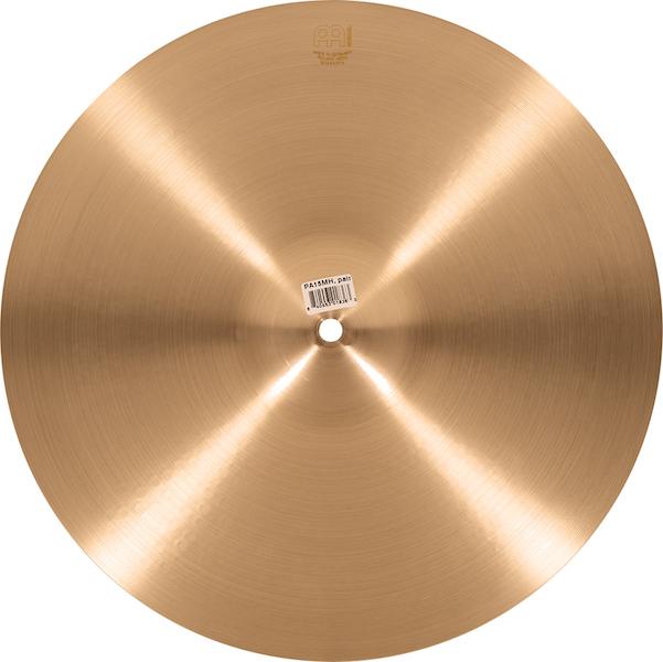 "Prato de bateria chimbal 15"" MEINL - Linha Pure Alloy Medium"