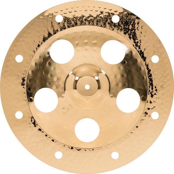 "Pratos de bateria Stack 18/18"" Meinl - Artist Concept Signature Thomas Lang"