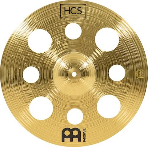 """Set de pratos MEINL HCS - 14"""", 16"""", 18"""" e 20"""""""