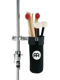 Suporte / Porta baquetas com clamp MEINL - Linha Black
