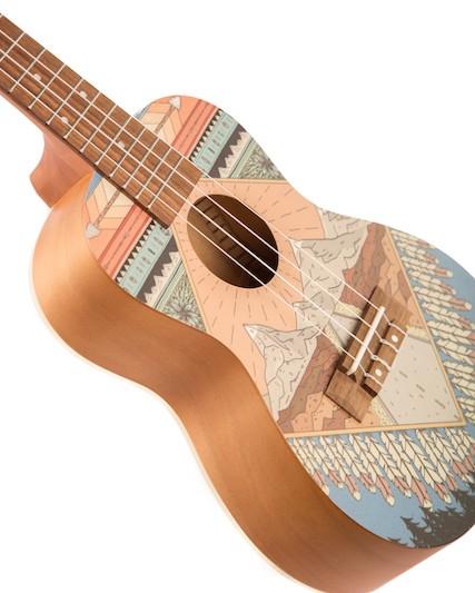 Ukulele Patagonia Concert