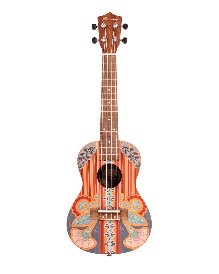 Ukulele Vintage Concert