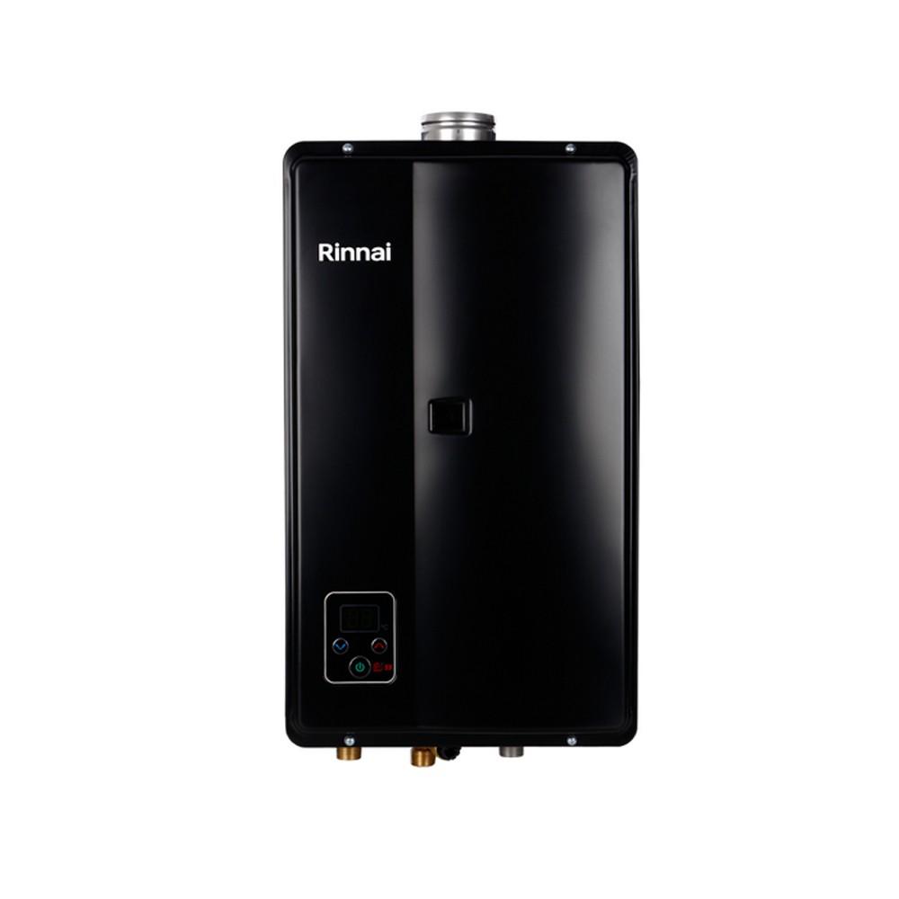 Aquecedor a Gás E33 Rinnai Black - 32,5 litros