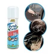 Alcool Spray 70gl Higienizador Desinfetante Purificare 300ml