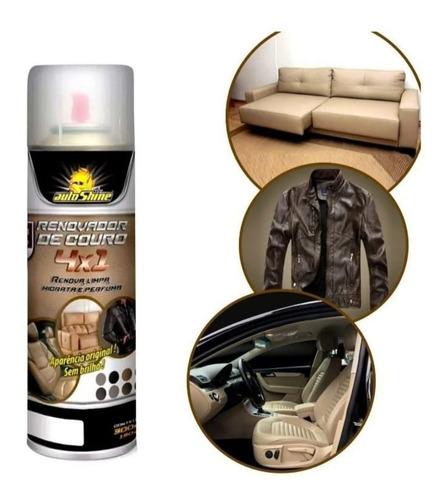 Hidrantante Para Couro Automotivo Spray Autoshine - Top