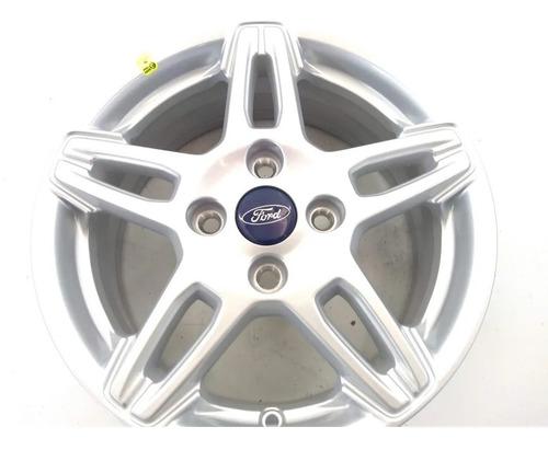 Jogo Roda Aro 15 Linha Ford New Fiesta - Originais Ñ Replica