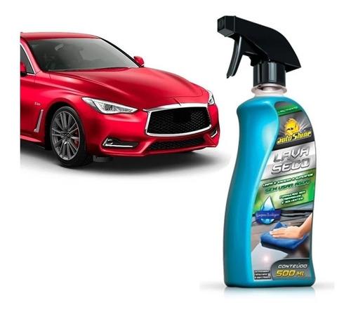Lava A Seco Automotivo Encera Lavagem Ecológica Autoshine R$ 20,00