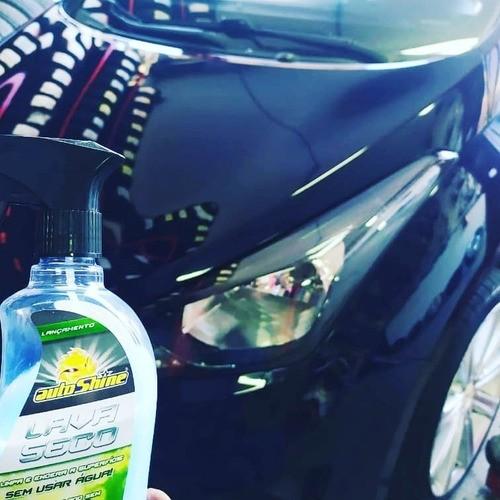 Lava A Seco E Encera Automotivo Lavagem Ecológica Autoshine