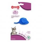 BRINQUEDO ODONTOPET CAT MOUSE C/ CATNIP