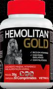 SUPLEMENTO HEMOLITAN GOLD 30 COMPRIMIDOS
