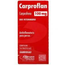 CARPROFLAN 100MG C/ 14 COMPRIMIDOS