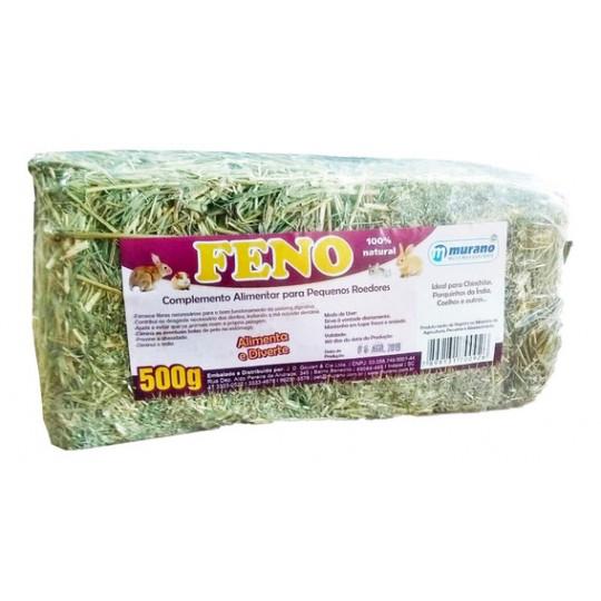 FENO PRENSADO 500G