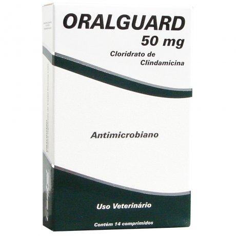 ORALGUARD 50MG C/ 14 COMPRIMIDOS