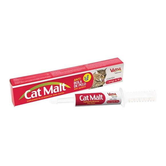 SUPLEMENTO ALIMENTAR CAT MALT 30G