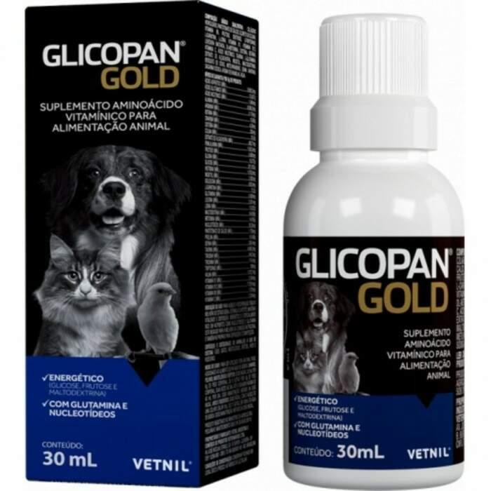 SUPLEMENTO GLICOPAN GOLD 30ML