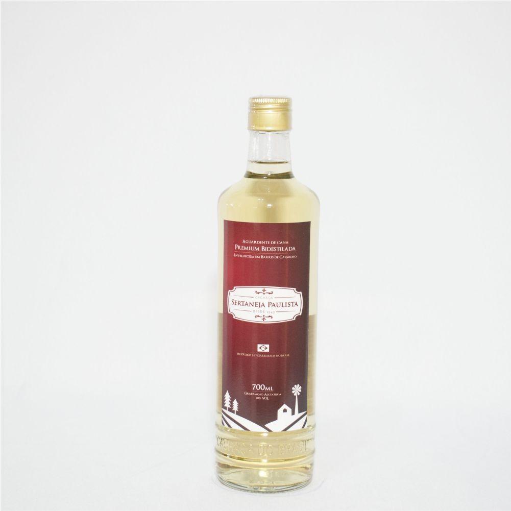 Cachaça Artesanal Bi Destilada 700ml