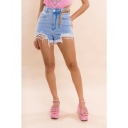 SHORTS JEANS HOT PANT ISA