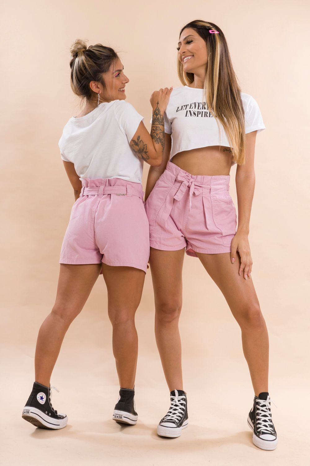 SHORTS SARJA CLOCHARD BEATRIZ