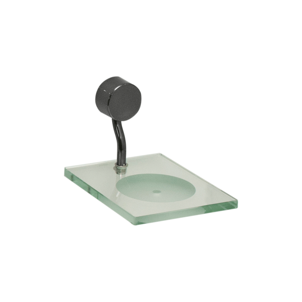 Kit para Banheiro Class Urbana 5 peças Redondo cor Onix