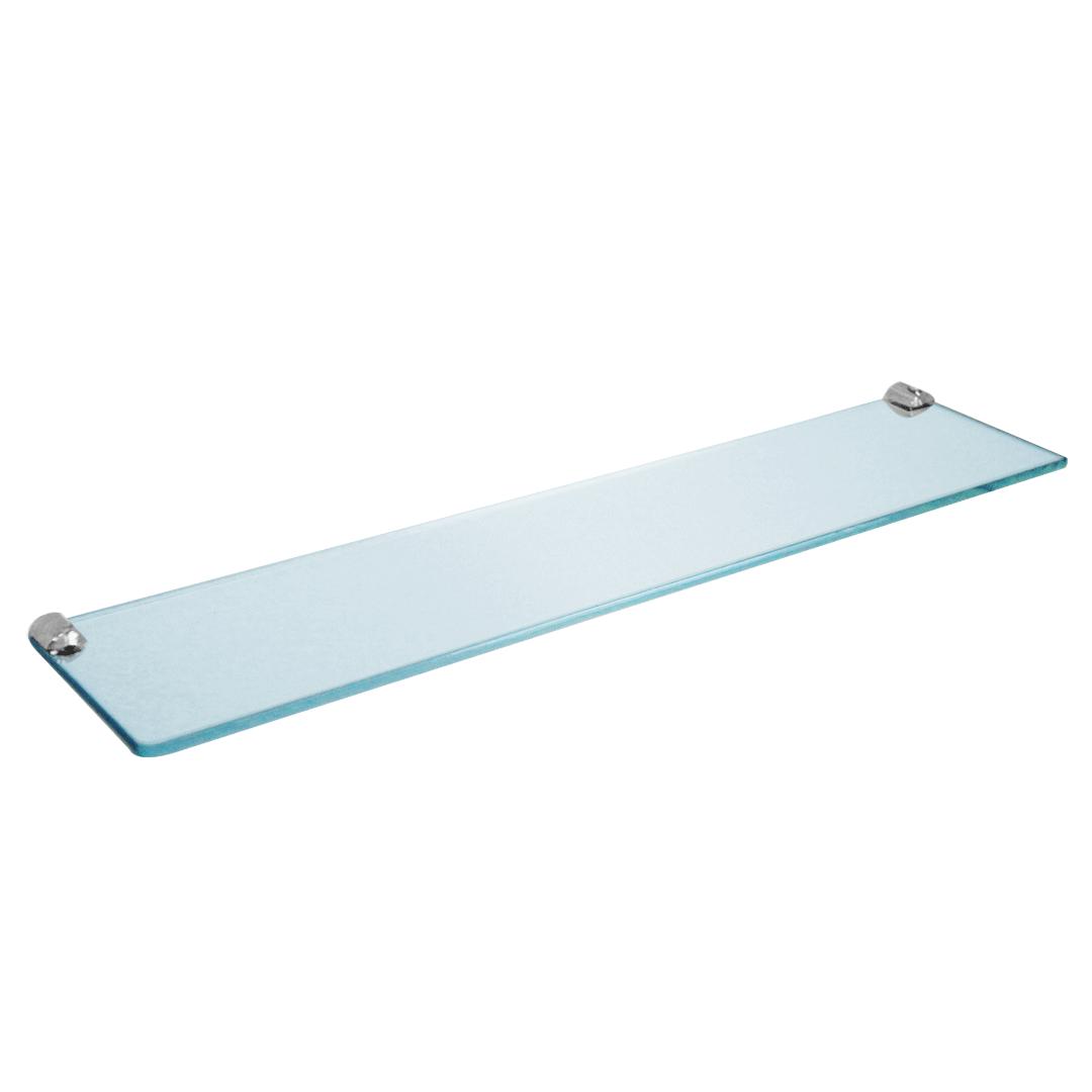 Prateleira de vidro 45 cm