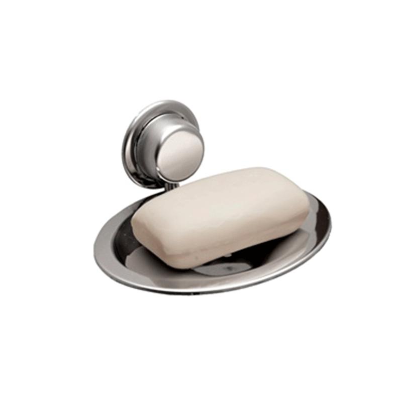 Saboneteira de Aço Inox Linha Inoox Steel Design