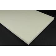 Chapa UHMW esp. 25 x 1.000 x 3.000 mm