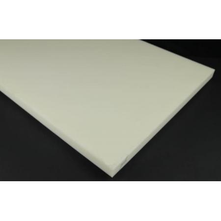 Chapa UHMW esp. 30 x 1.000 x 3.000 mm