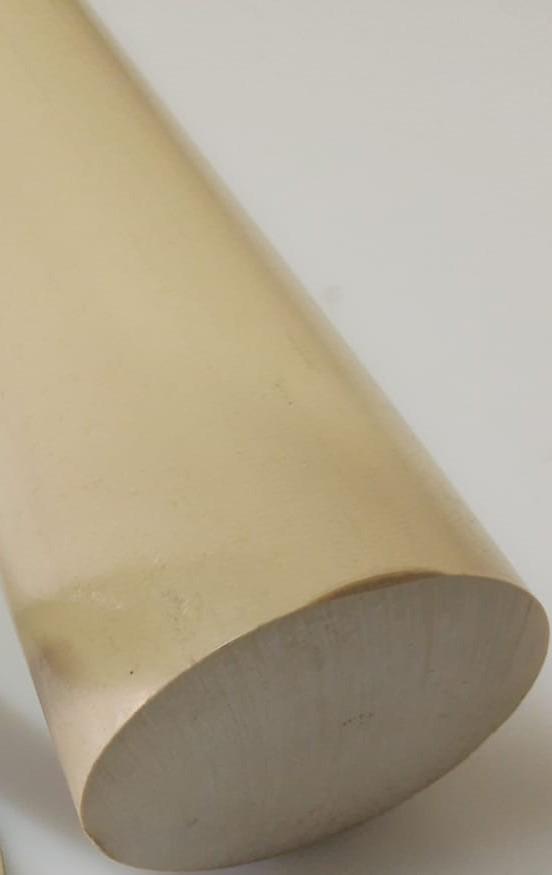 Barra PEEK diam. 40 x 1.000 mm