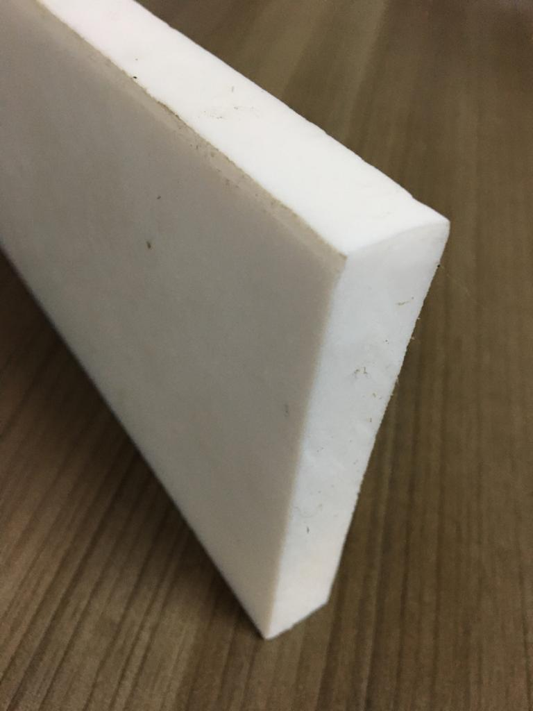 Chapa PTFE esp. 2 x 500 x 500 mm