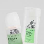 Corpo de Lippia - Desodorante e Emulsão