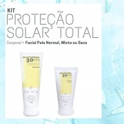 Kit Proteção Solar Total - Pele Normal
