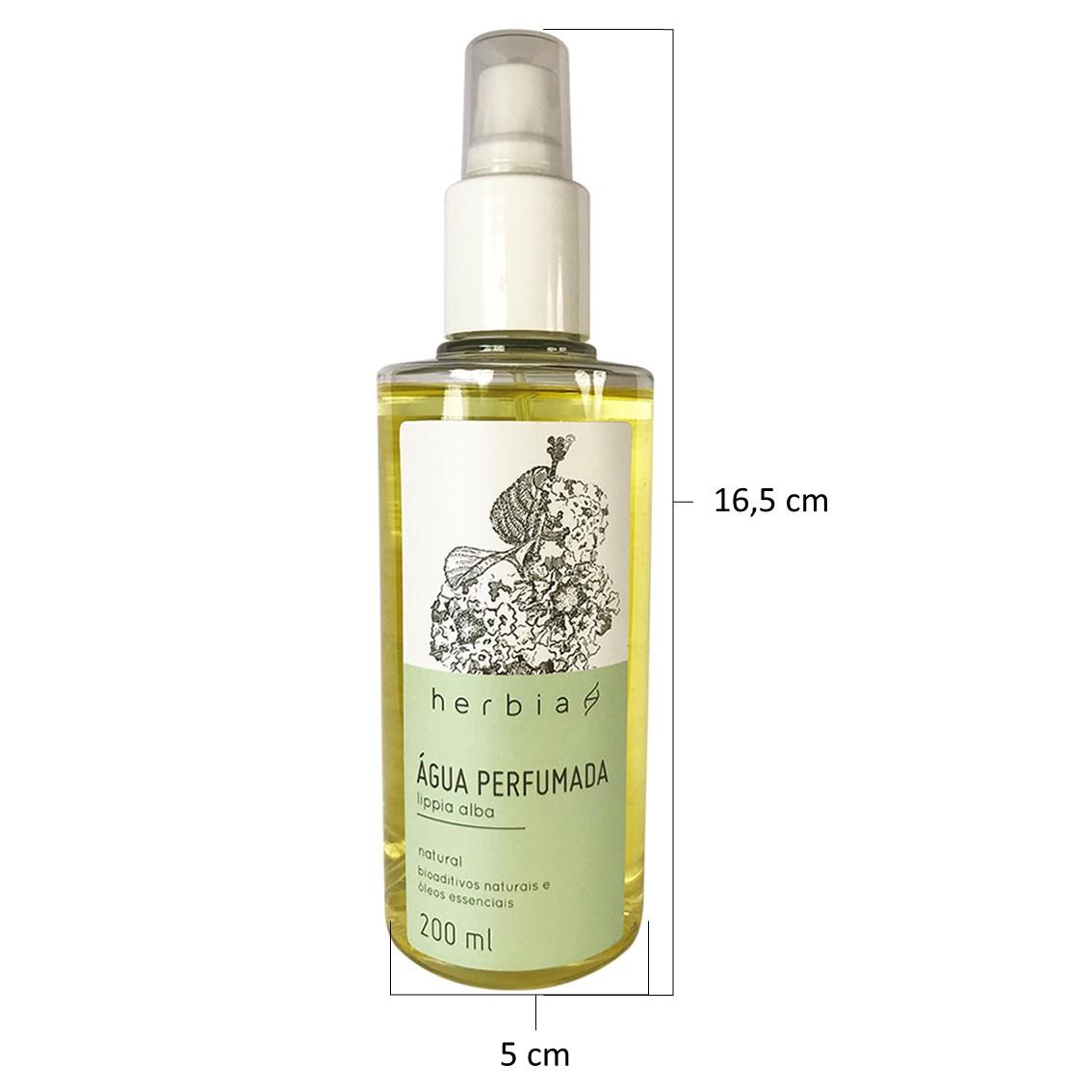Água Perfumada Lippia Alba