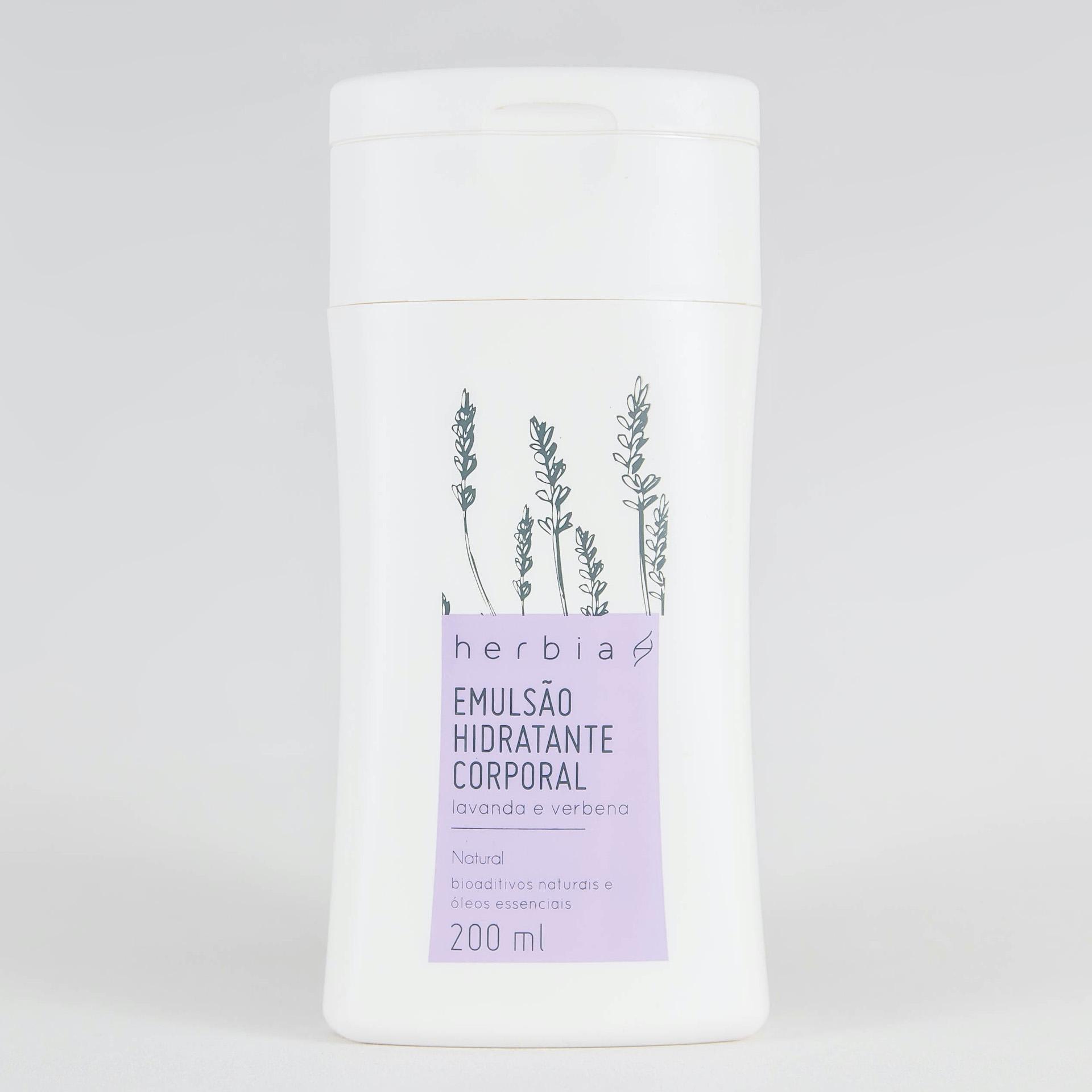 Corpo de Lavanda - Desodorante e Emulsão