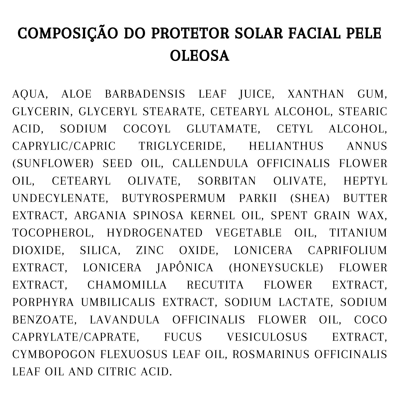 Kit Protetor Solar Natural | Vegano | Físico