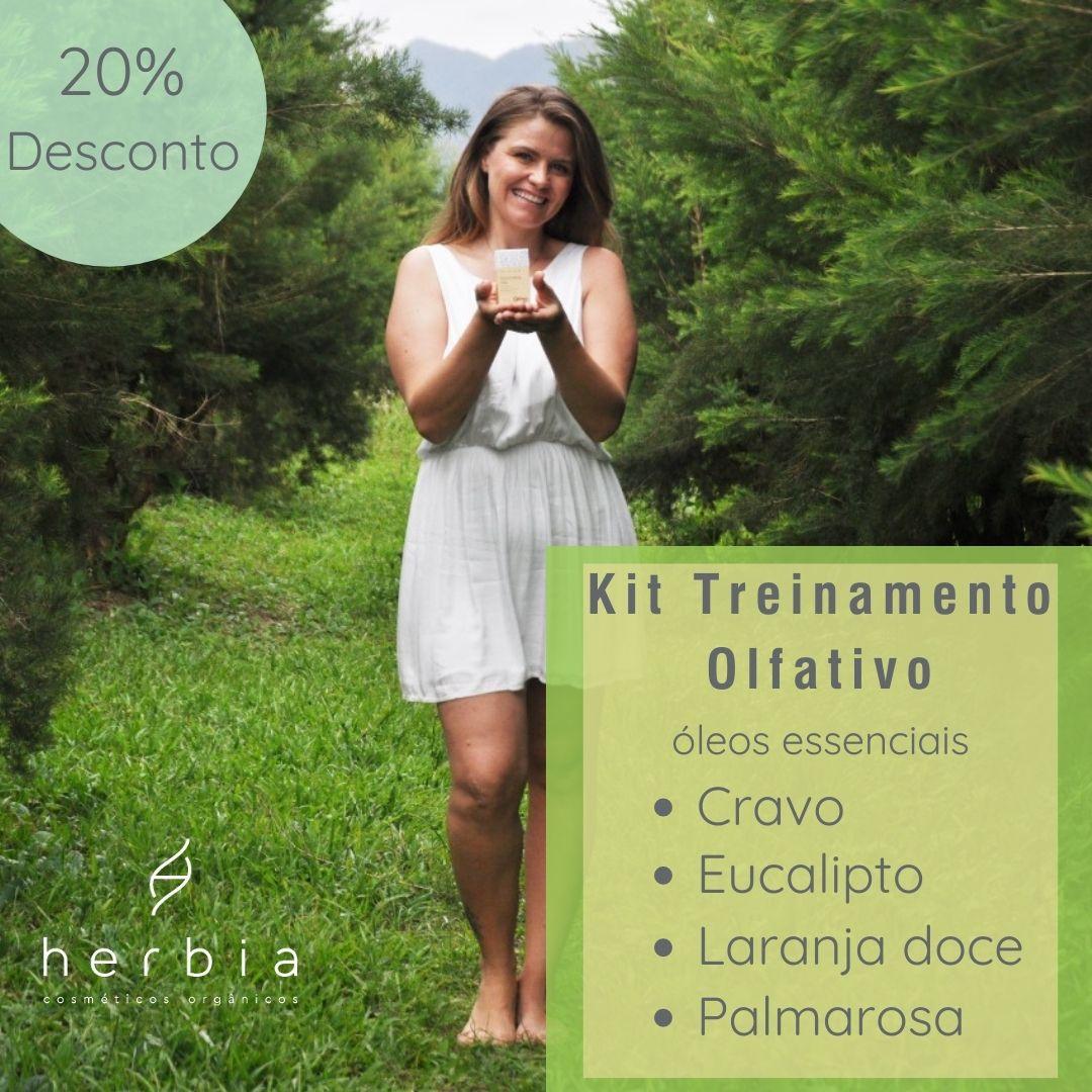 Kit Treinamento Olfativo