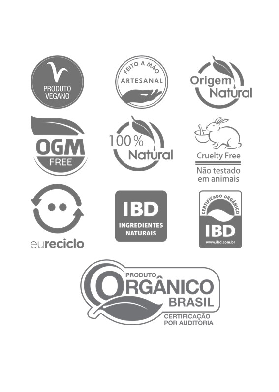 Óleo Essencial Orgânico de Palmarosa - EMBALAGEM ANTIGA
