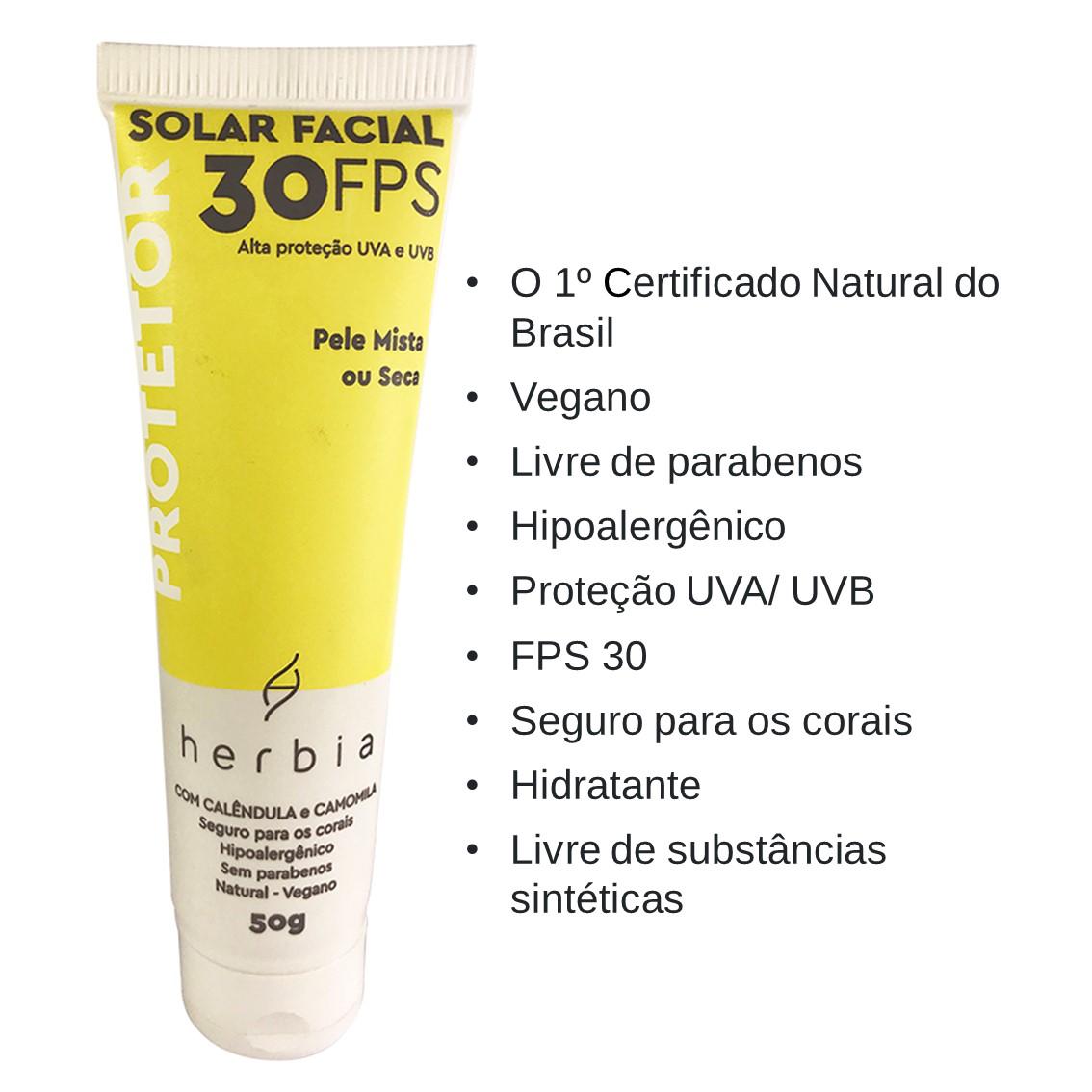 Protetor Solar Pele Mista/Seca (Normal)