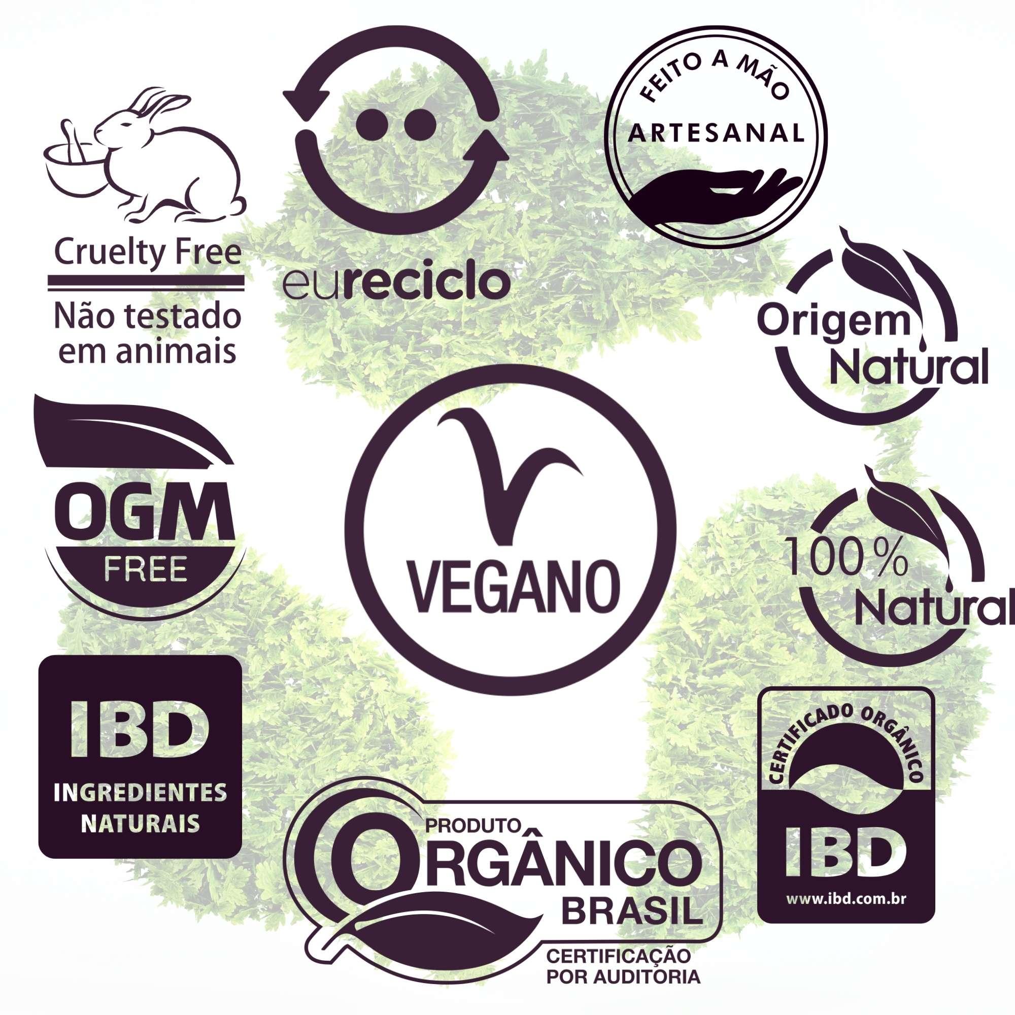 Protetor Solar Natural | Vegano | Físico | Facial Pele mista/seca FPS 30