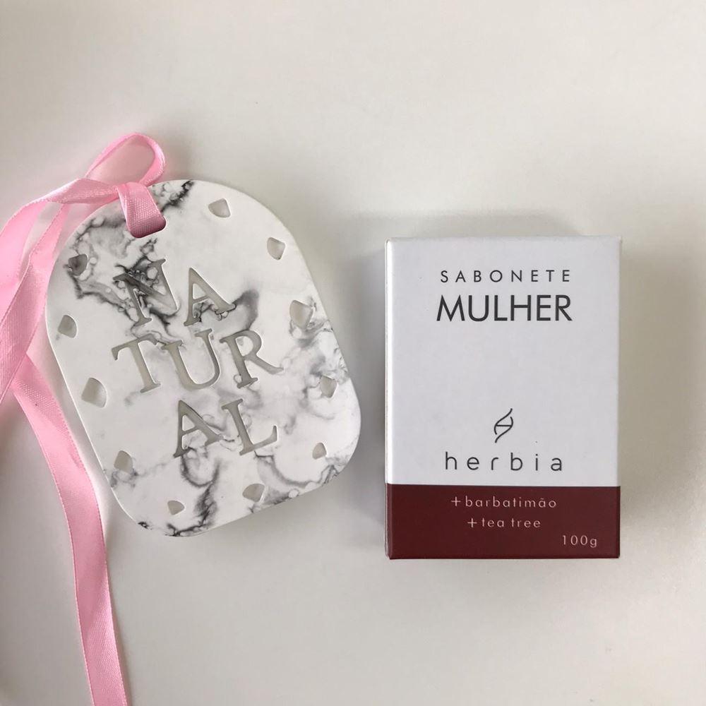 Sabonete Mulher (íntimo)